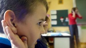 Fast sechs Millionen Euro für Schallschutz an Schulen