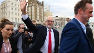 Corbyn und andere Probleme