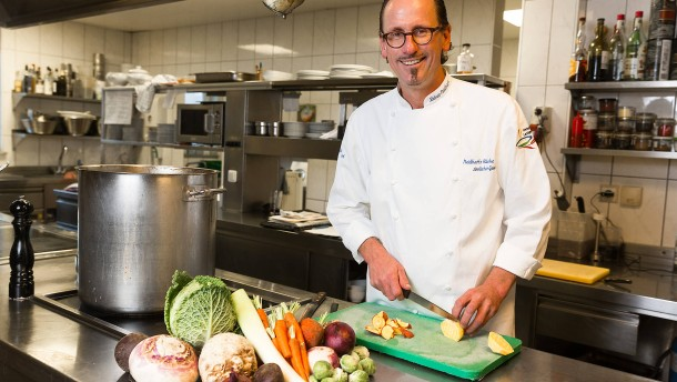 Kochen als Bollwerk gegen Fastfood