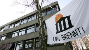 Landtag zeigt Verständnis für Studentenproteste