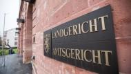 Verhandlungsort: Gerichtsgebäude in Hanau