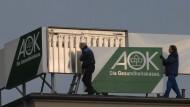 AOK-Ermittler entlarven Millionen-Betrug