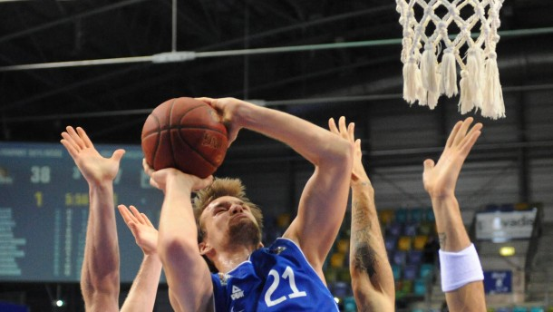 Basketball BBL, Frankfurt Skyliners - BBC Bayreuth