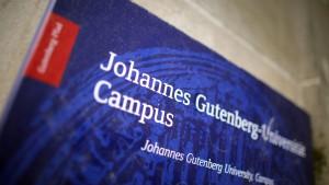 Mainz bekommt keine Elite-Uni