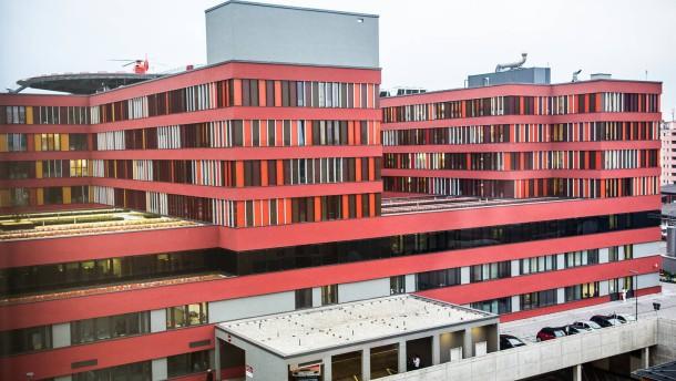 Kopie von Kopie von Klinikum Offenbach - Das städtische Klinikum soll verkauft werden.
