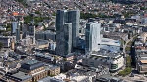 Deutsche Bank und ECE wollen Palais Quartier kaufen
