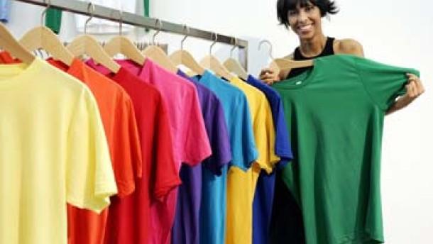 """""""Politisch korrekter"""" T-Shirt-Kauf: Anti-Marke mit eigenem Laden"""