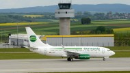 Es geht aufwärts - ganz leicht: Der Flughafen Kassel verzeichnete 2015 mehr Flüge, mehr Passagiere und mehr Frachttonnen im Vergleich zum Vorjahr.