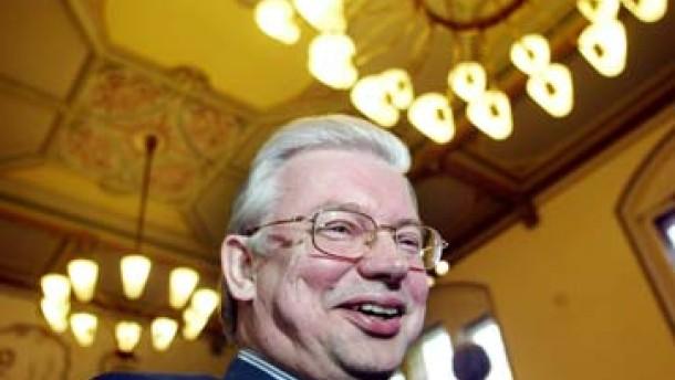 Landtag stimmt Kauf von Schloß Erbach zu