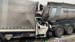 Tödlicher Unfall auf A 5 - Frauen in Bahnhofsnähe verletzt