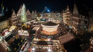 Früher Beginn von Weihnachtsmärkten stößt auf Kritik