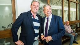SPD-Mann Mende führt deutlich vor CDU-Kandidat