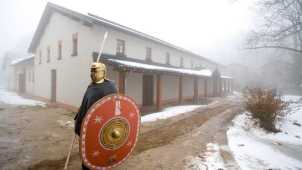 Besucherzuwachs in ehemaligem Römerkastell