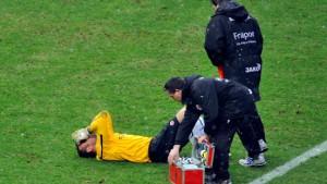 Pröll verletzt sich schwer an Schulter - Operation