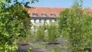 Noch viel Platz: Darmstadt hat einige Konversionsflächen wie etwa die Cambrai-Fritsch-Kaserne, die für neue Wohnungen genutzt werden sollen.