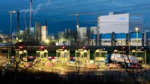 Rekordjagd im Industriepark Höchst geht zu Ende