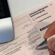 Per Anruf zur Arbeitsunfähigkeitsbescheinigung: Die Sonderregelung gilt vorerst bis zum Jahresende.