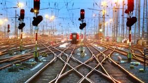 Von neuen Schienenstrecken keine Spur