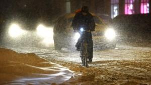 Schlechte Zeiten für Fahrradfahrer