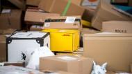 Mehr Zugriff für Ermittlungen: Die Post soll mehr Informationen zu Schmuggelware weitergeben dürfen.