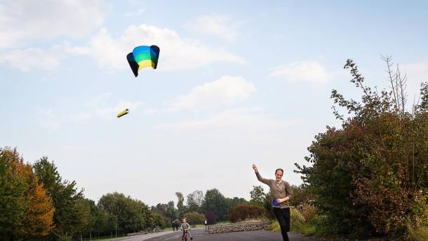 Abenteuer im Herbstwind
