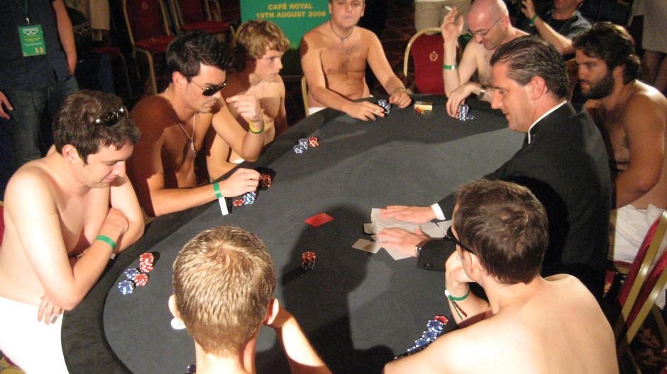 Nackt strip poker