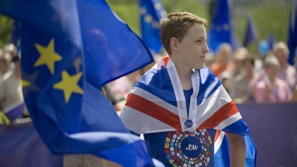 Zeichen der Verbundenheit mit Großbritannien