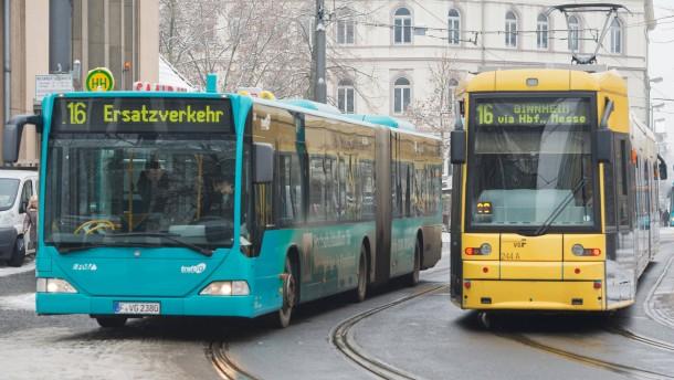Mehr als elf Milliarden Fahrgäste im öffentlichen Verkehr