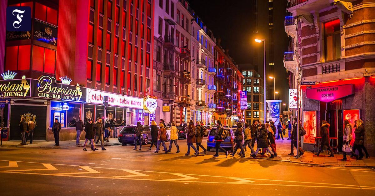 Frankfurt: Blick ins Bordell als Marketing-Gag - Rhein