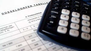 Steuern sparen beim Unterhalt