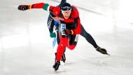 Auf Eis im ungewollten Wartestand: Felix Rijhnen