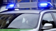 Mann verbrennt bei Autounfall