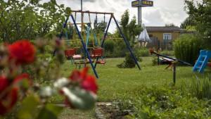 Frankfurterin im Kleingarten erstochen