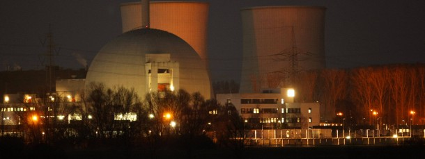 Unrechtmäßig stillgelegt: Das Atomkraftwerk in Biblis