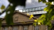 Der Firmensitz von Henkell an der Biebricher Allee 142 in Wiesbaden