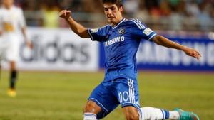 Eintracht leiht Brasilianer von Chelsea aus