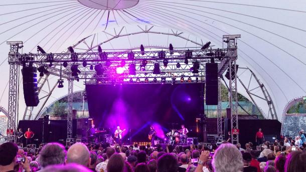 Konzerte im Hanauer Amphitheater fallen Pandemie zum Opfer