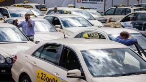 Taxis bekommen neue Konkurrenz