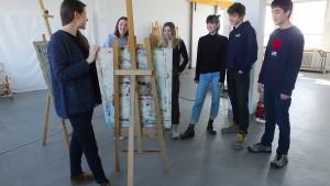"""Kunst für alle im """"Atelier 1318"""""""