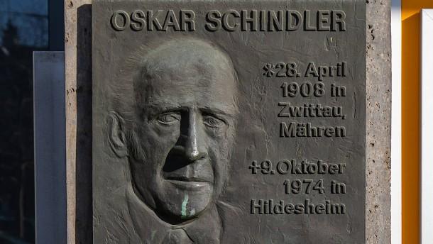 Ein Platz für Oskar Schindler