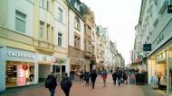 """Shoppen mit Termin und Test: Auch in Gießen wird von Mittwoch an wieder """"Click and Meet"""" möglich sein"""