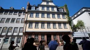 Bund sagt Geld für Frankfurter Romantik-Museum zu