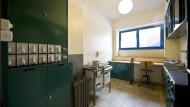 Für die moderne Hausfrau: Die Frankfurter Küche im Musterhaus