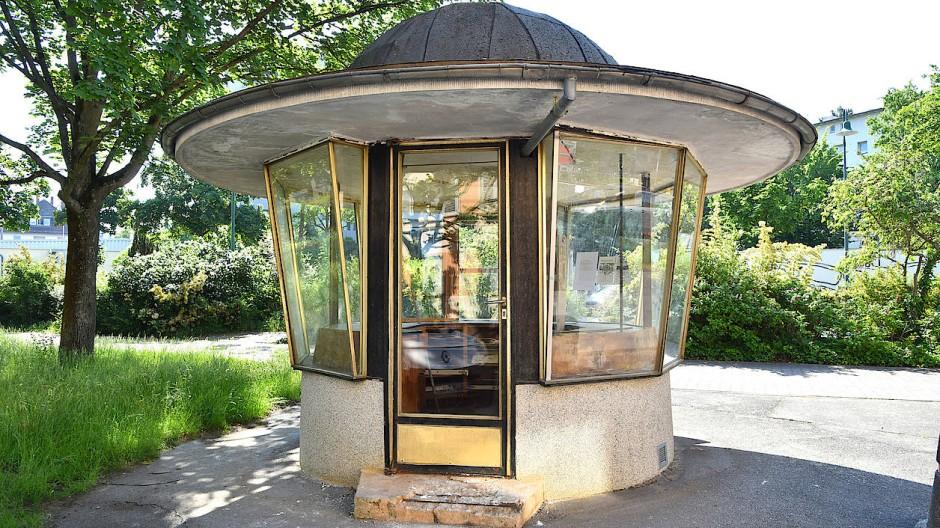 Sozialer Ort: Kiosk in Darmstadt