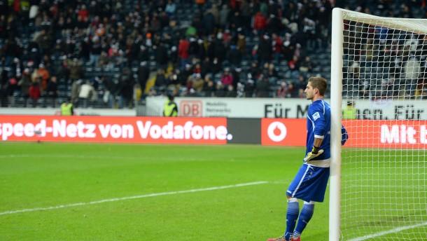 Eintracht Frankfurt im falschen Film