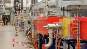 Siemens will Partikeltherapie in Marburg abbauen