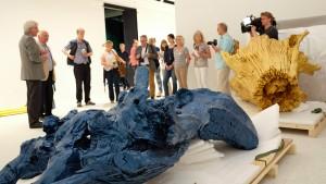 Kunstwerk von Ai Weiwei für die Grimmwelt