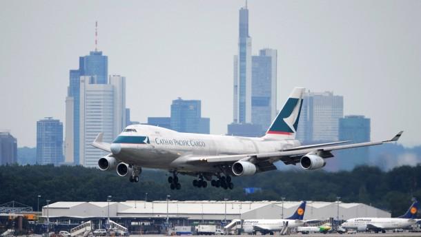 Karlsruhe soll über den Flughafenausbau entscheiden
