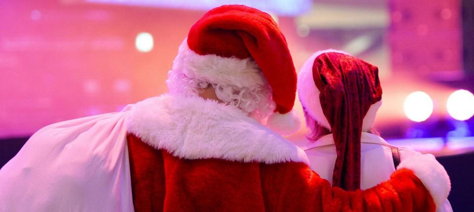 Weihnachtsfeier Hessen.Weihnachtsfeier Auch In Kleinerer Abteilung Unfallversichert