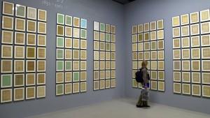 Eine Ausstellung wie ein Wörterbuch